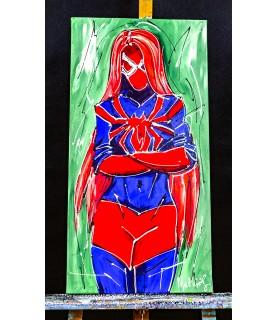 Comic Stars, Spiderwomen