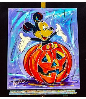 Mickey Halloween Day