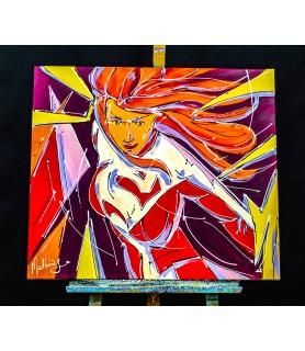 Comic Stars, Supergirl