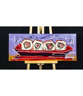 Still life Modern Art Sushi